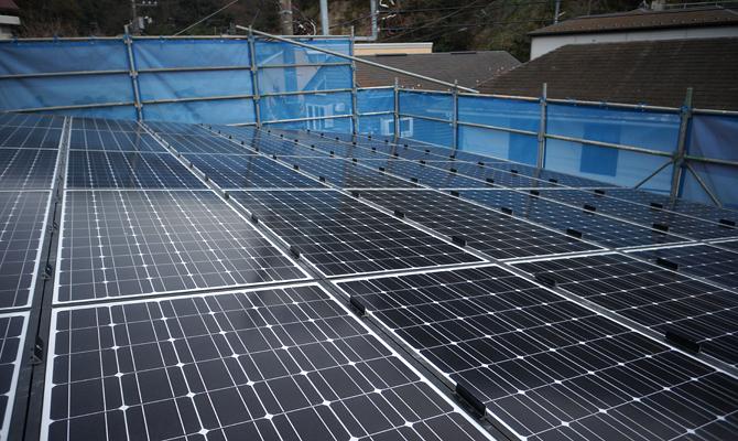 i-smart太陽光発電