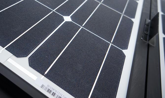 i-smart太陽光発電パネル