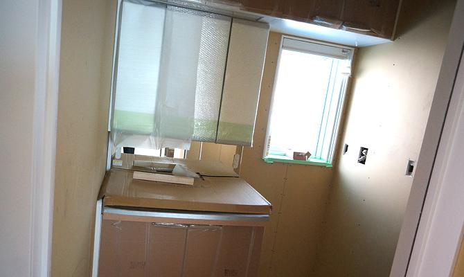 i-smartの洗面台