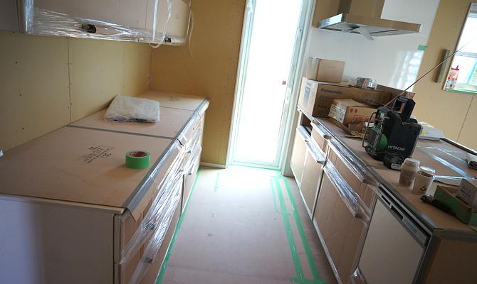 i-smartのキッチン