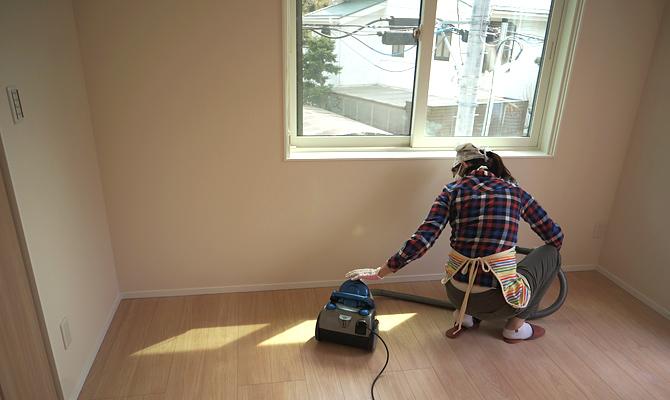 i-smartの掃除!クリーニング